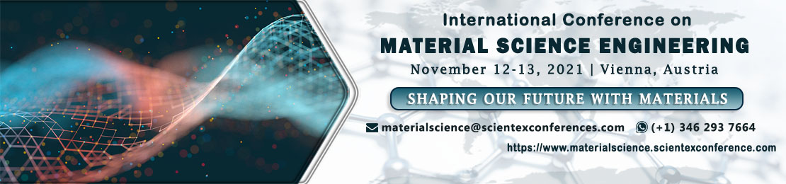 Materials Science and Engineering Conference - IJEAP