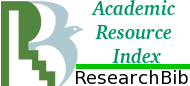 ResearchBib logo indexed IJEAP